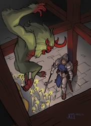 Temple encounter