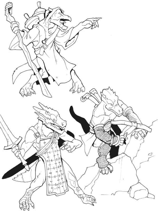 Kobold koncepts by Pachycrocuta