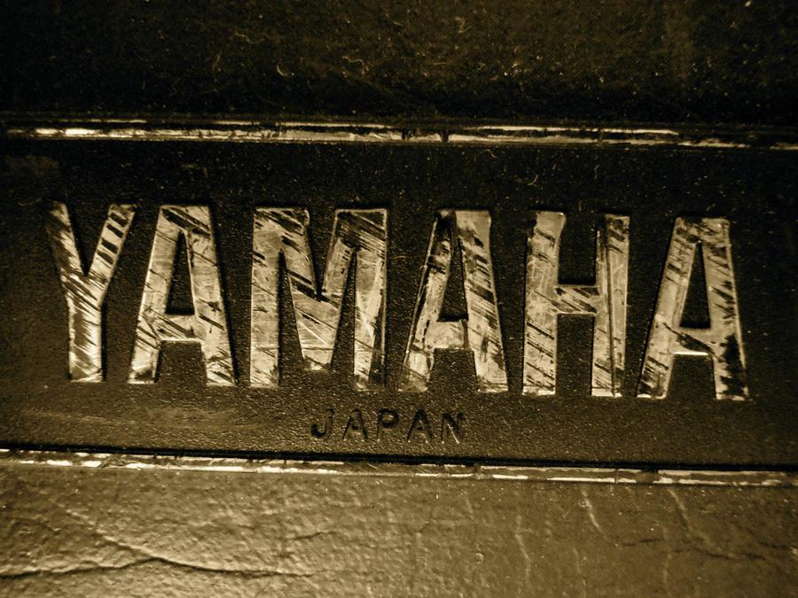 Yamaha Logo 2 By AcrosstheUn1verse