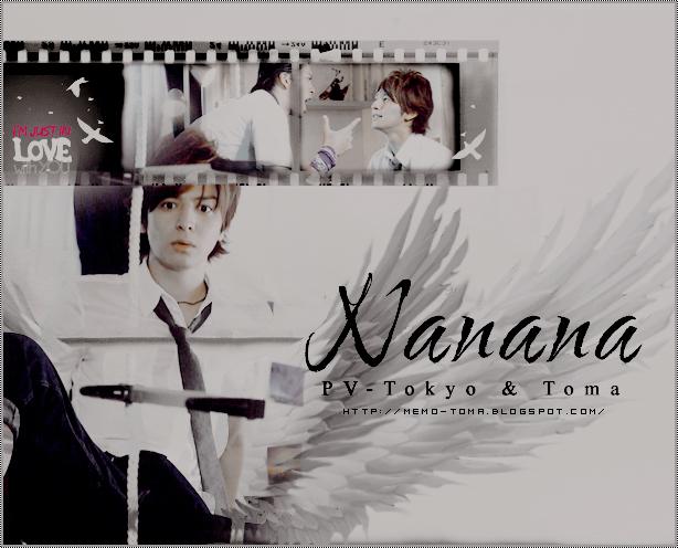 Nanana-Tokyo-Toma by Memo-Toma