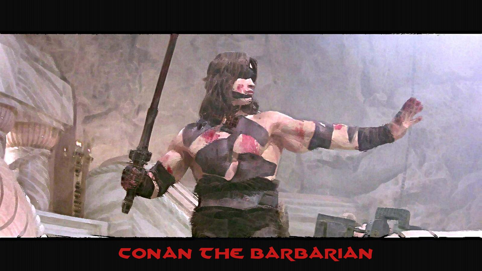 Conan the Barbarian by Ezekielepharcelis on DeviantArt