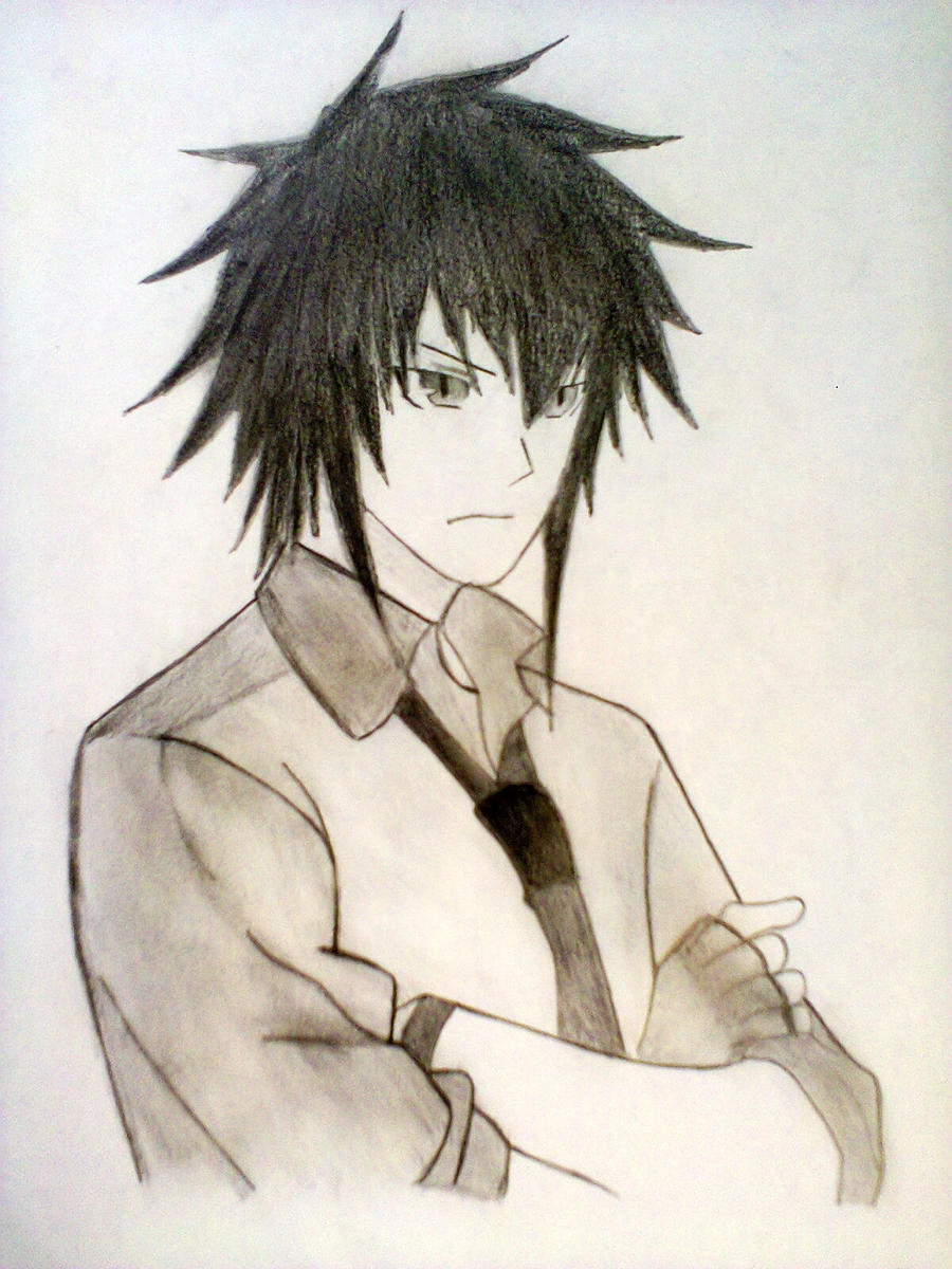 Cool anime guy by xinje on deviantart - Cool anime guy ...