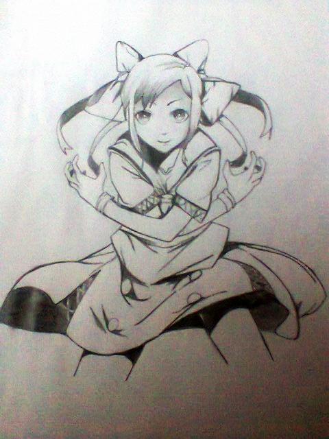 assassin anime girl by xinje on DeviantArt