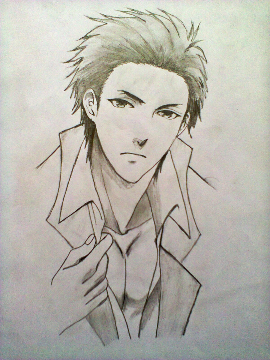 Hot Anime Guy By Xinje On DeviantArt