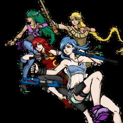 Team BRKE by Razenix-Angel