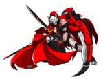 Ruby Vs Dragoon