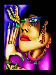 Oh my lady by yudi-marton