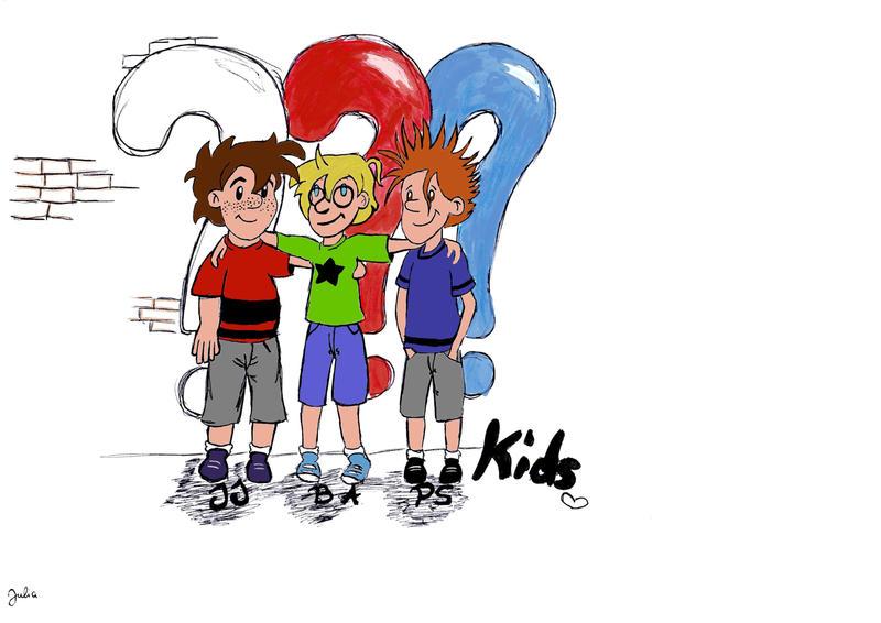 the 3 investigators  die 3 fragezeichen kidsjujupiter