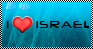 I love Israel by InKDezign