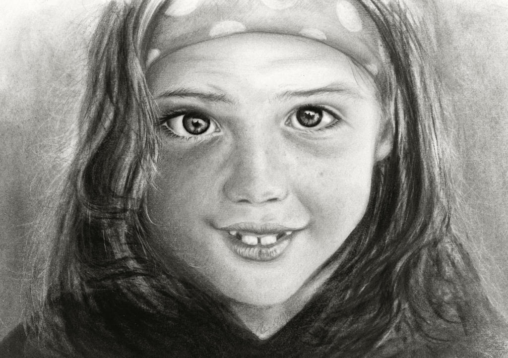 Girl With Hairband by Pappa60