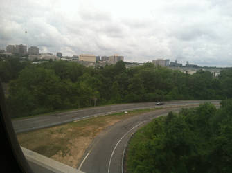 The View from the Silver Line by MissIzzy