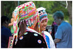 Colorful Headpiece by kamuidestiny