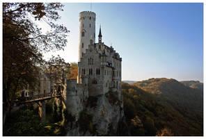 Castle Island by kamuidestiny