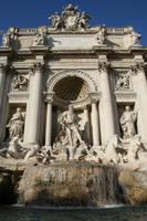 Trevi Fountain by kamuidestiny