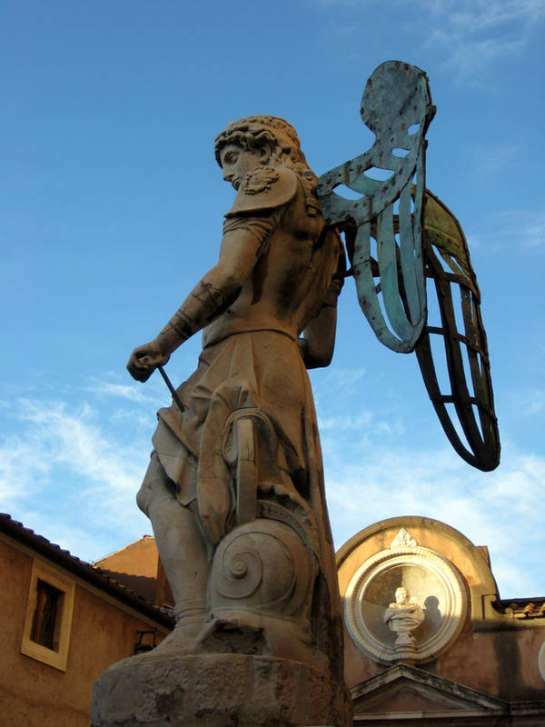Iron Angel by kamuidestiny