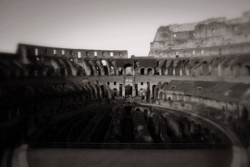 Colosseo by kamuidestiny
