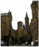 Hohenzollern Castle by kamuidestiny