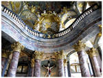 Wurzburg Chapel Above by kamuidestiny