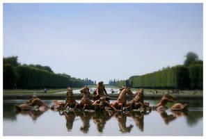 Apollo's Reflection by kamuidestiny