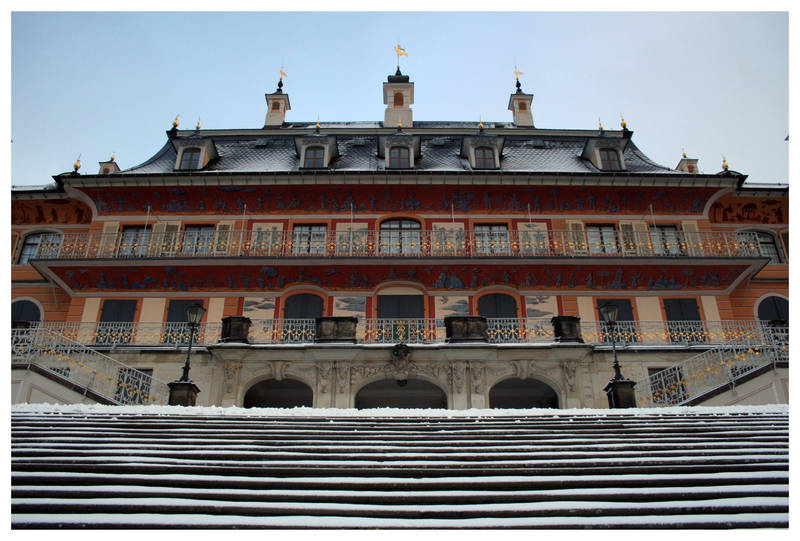 Schloss Palais by kamuidestiny