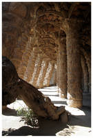 Organic Guell by kamuidestiny