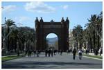 Arc de Triomf by kamuidestiny