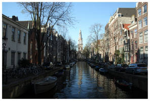 AmsterCanal in Day by kamuidestiny
