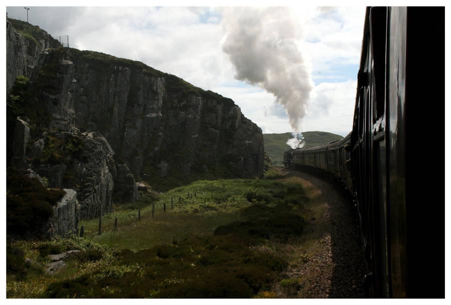 Full Steam Ahead by kamuidestiny