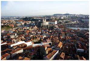 Porto Skyline by kamuidestiny