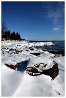 Winter Shore by kamuidestiny