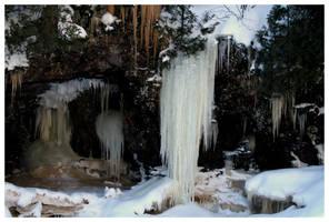 Water Falls by kamuidestiny