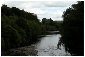 Doune Castle by kamuidestiny