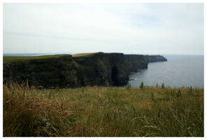 Cliffs of Moher by kamuidestiny