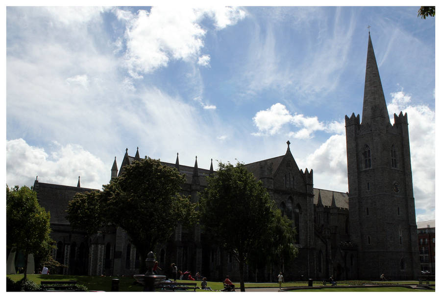 St. Patrick's Cathedral by kamuidestiny