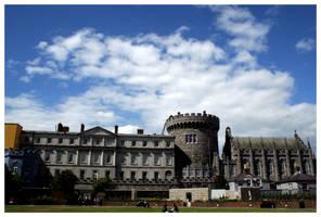 Dublin Castle by kamuidestiny