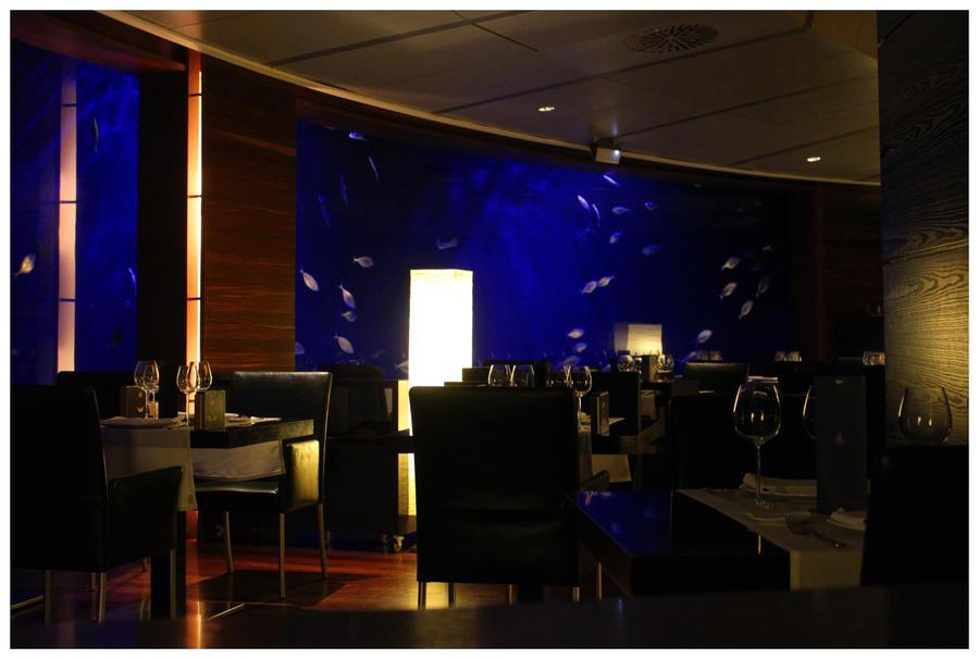 Submarino restaurant.