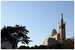 Basilica du Notre Dame by kamuidestiny