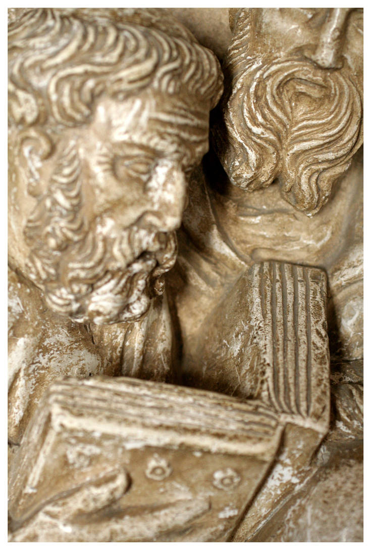 Biblical Reading by kamuidestiny