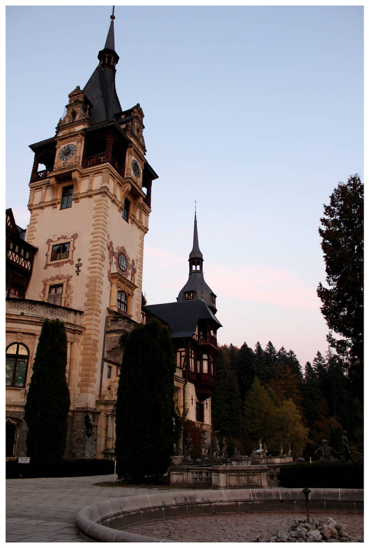 Peles Castle the Great by kamuidestiny