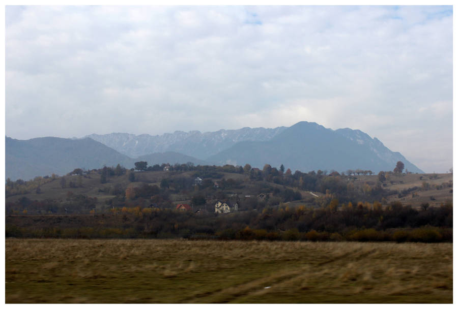 Romanian Countryside by kamuidestiny