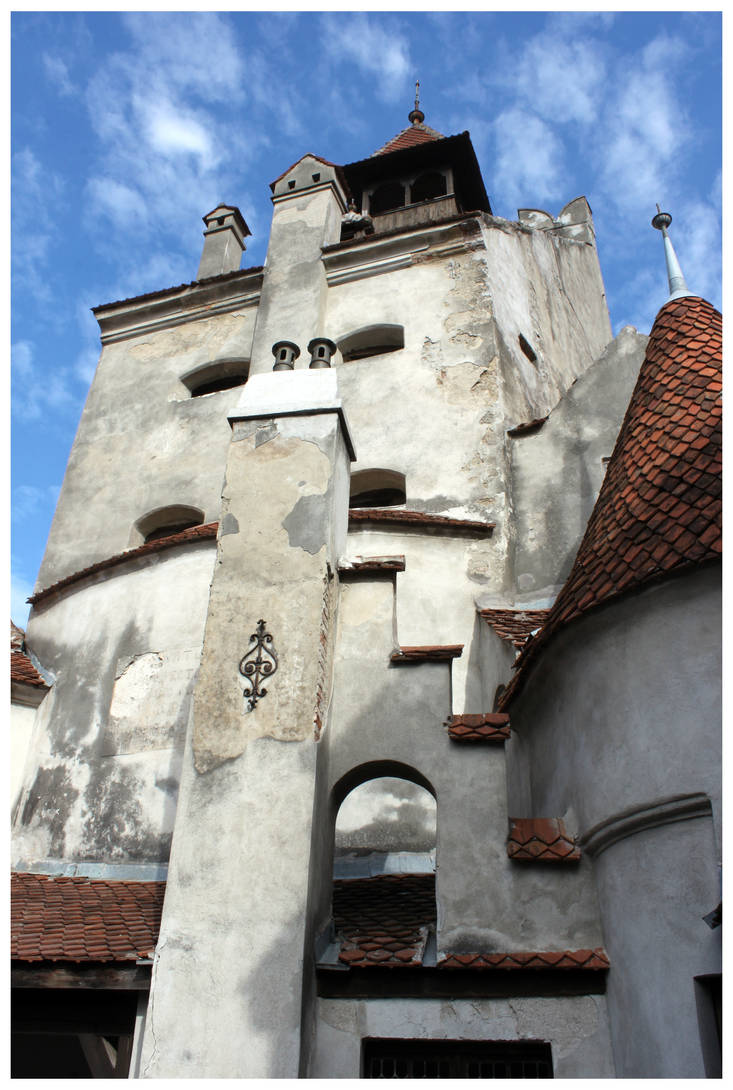 Bran Castle Interior by kamuidestiny