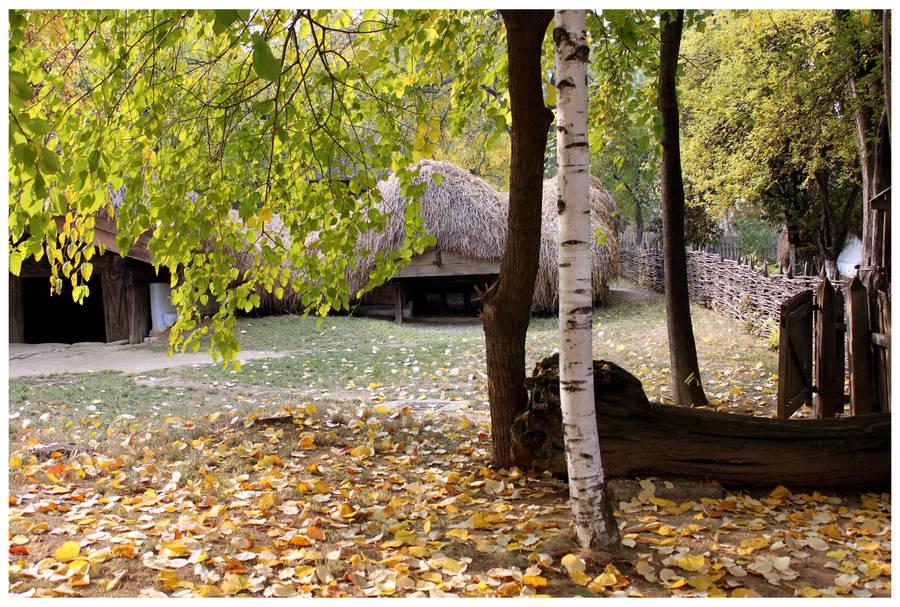 Romanian Village Museum by kamuidestiny