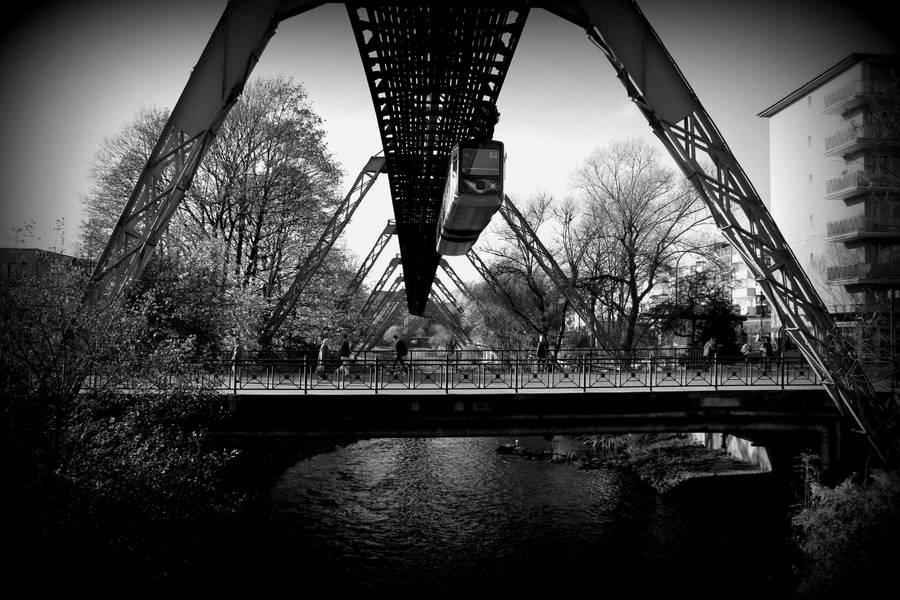 River Train by kamuidestiny