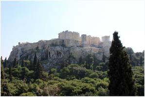 Wild Acropolis by kamuidestiny
