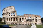 Roman Colosseum by kamuidestiny