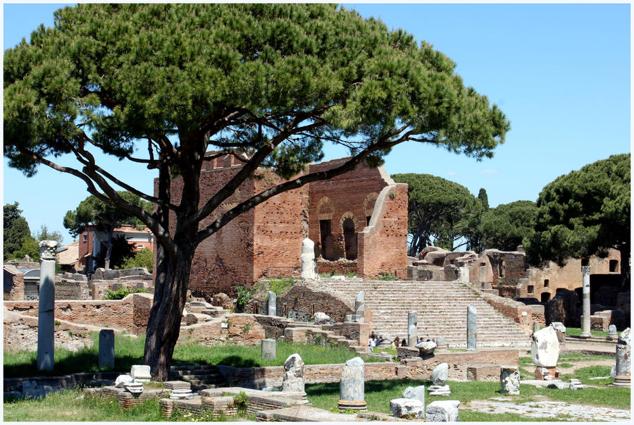 ostia chat sites A chance to see something different outside of rome and delight in the peacefulness of ostia antica, an ancient site  ancient ostia was once the  chat with us.