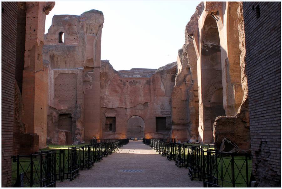 Caracalla by kamuidestiny