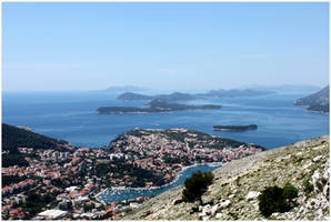 Dalmatian Coast by kamuidestiny