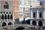 Bridge of Sighs and Doge's Palace