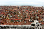 Venice from the Bell Tower by kamuidestiny